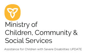 Assistance for Children with Severe Disabilities update